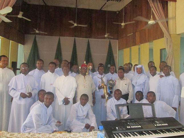 bigard memorial seminary enugu